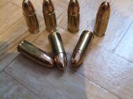 10 Stück 9mm Deko Patrone 9x19 Luger Para - Mayen