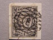 AD Sachsen  ½ Ngr.1855-63,  MI:DE 8,Lot 660