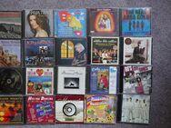 CD`s als Flohmarktartikel - Trebbin