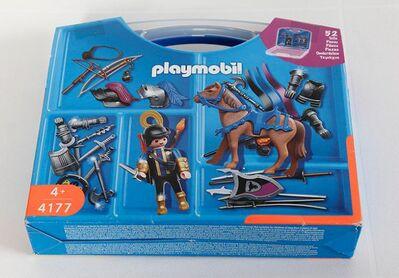 Playmobil  4177 Sortierbox Ritter - Kassel