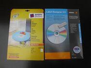 Avery Zweckform CD Etiketten Herma Herlitz Visitenkarten zus. 5,- - Flensburg