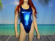 Supersexy blauer Badeanzug Beachwear Body GoGo Fotoshooting Größe 36/38 - Ingersheim