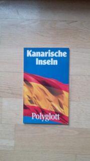 Polyglott Reiseführer - Kanarische Inseln. Broschierte Ausgabe v. 1991/92 - Rosenheim