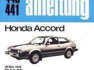 Reparaturanleitung Honda Accord wie NEU ! - Bochum Goldhamme