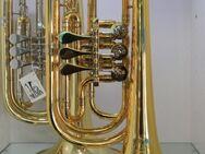 Professionelle Basstrompete in Bb. Mod. Melton 129 GL. Einzelanfertigung - Hagenburg