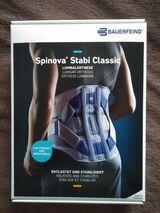 Lumbalorthese,Spinova Stabi Classic,Grösse  bis5- 6