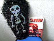 Saw Collector's Edition 2 DVDs+ Audio-CD Östereich Uncut Version+Grabstein des Todes - Kassel