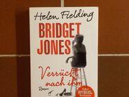 BRIDGET JONES - Verrückt nach ihm. Broschierte TB-Ausgabe v. 2015, Goldmann Verlag. Helen Fielding (Autorin) - Rosenheim