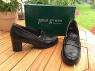 paul green Leder Loafer Pumps Gr. 5 schwarz - Gladbeck