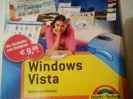 3 Windows Vista Bücher/1x Bild für Bild(2007)/1xVista von Anfang an/Vista Buch - Zerbst (Anhalt) Zentrum