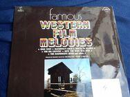 SCHALLPLATTE FAMOUS WESTERN FILM MELODIES