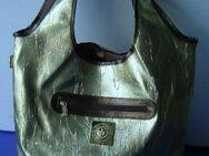 Handtasche im Goldeffekt, wie  neu, da noch unbenutzt - Simbach (Inn) Zentrum