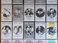 """Dick und Doof ""  VHS  Kassetten - Kühlungsborn"