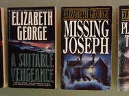 Elizabeth George: 4 Romane (Englisch, 1991, 1992, 1994) - Münster