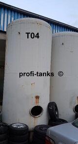 T04 gebrauchter 6.800 L Stahltank von innen beschichtet Drucktank Lagertank für Wasser Flüssigfutter Molke Melasse Speiseöl Rapsöl Sickersaft usw.