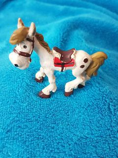 Lucky Luke Pferd Jolly Jumper Figur - Kassel Brasselsberg
