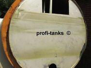 V²A Edelstahltank 10.000 L isoliert Wassertank Molketank Chemietank - Nordhorn