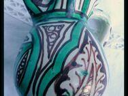 Folk-Keramik Krug von Domingo Punter - Niederfischbach