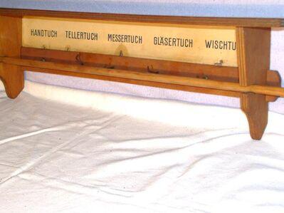 Alte Handtuchhalter. - Telgte Zentrum