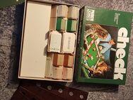 Gesellschaftsspiel Check / Parker / 2 - 4 Spieler / ab 10 Jahre - Zeuthen