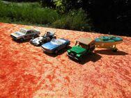 5 tlg. Konvolut SUPERFAST MATCHBOX Lesney England / 5 Stück / Spielzeug Sammler - Zeuthen