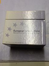 European Union 2004-National Coins of the Acceding Countries