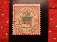 Helgoland 20 Pennig,1876-90,Mi.Nr.18,Lot 329