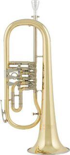 V. F. Cervený Konzert - Flügelhorn, Mod. CFH 502 R, Neuware mit Koffer