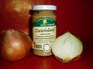 Sanddorn Ingwer Senf 190ml fruchtig - pikant vegan - Görlitz