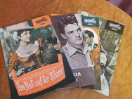 4 Progress Filmprogramm Hefte 1961, 32/61, 46/61, 58/61, 64/61 / DDR Ostalgie - Zeuthen