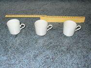 Verkaufe drei Espresso-Tassen - Düsseldorf