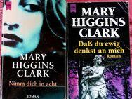 2 Thriller von Mary Higgins Clark - Niederfischbach