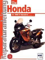 Honda XL 1000 Varadero Reparaturanleitung