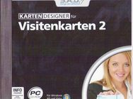 S.A.D Karten-Designer für Visitenkarten 2 (PC Software) - Andernach