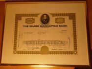 Historische US Wertpapier Aktie THE CHASE MANHATTAN BANK - Sankt Augustin