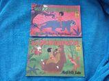 Kaba Das Dschungelbuch Nr 2 und Nr 3