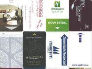 Hotelkarte - Keycard - Schlüsselkarte Sammlung - Bremen