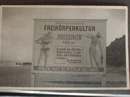 RAR, alte AK Sylt Abessinien, ca. 1950er/60er, FKK Strand - Flensburg