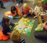 Englische Spielstunden für Kinder ab 3-4 Jahre