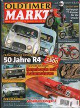 oldtimer markt Heft 7 2011