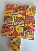 10 Maggi Kochstudio Mini Kochbuch mit Löffel-Pin -neuwertig-