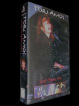 Tori Amos - Live From NY (Musikvideo von 1997)