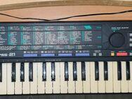 Yamaha PortaSound Pss-21 Vintage Electronic Keyboard - Verden (Aller)