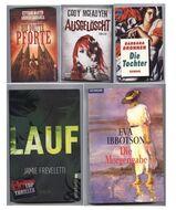 10 Bücher für 6 Euro  N. Roberts, J. Freveletti, C.MCFADYEN, u.a.
