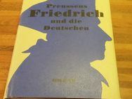 Preussens Friedrich und die Deutschen - Gebundene Ausgabe v. 1986, Greno Verlag. Rudolf Augstein (Autor) - Rosenheim