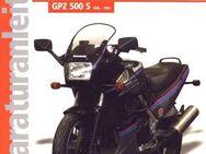 Kawasaki GPZ 500 S Reparaturanleitung - Bochum
