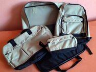 NEUES kleines Reisetasche Reisekoffer Set Reise Koffer Tasche Rucksack - Wolfsburg
