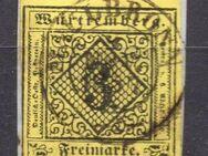 AD-Würtemberg 3Kreuzer,1851,MI:DE 2,  Lot 542