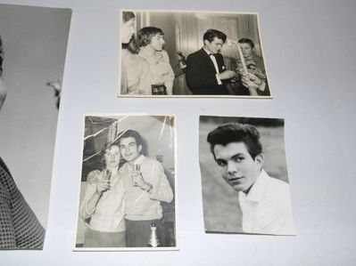 Alte Bilder, gr. Bild- 29,5 x 20,5 cm + 3 kleinere Claus Wilcke - Büdelsdorf