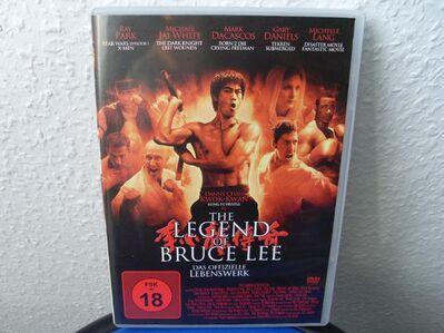 The Legend of Bruce Lee Uncut Edition DVD NEU Deutsch + Wendecover - Kassel